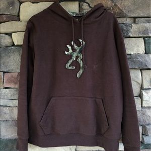 Browning For Her sweatshirt